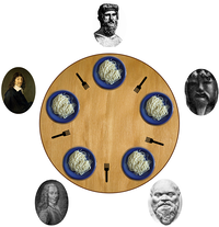 Five Philosophers
